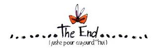 The End, pour cette fois seulement