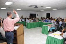 ASAMBLEA  NACIONAL DE DIRIGENTES APRUEBA RESOLUCIONES