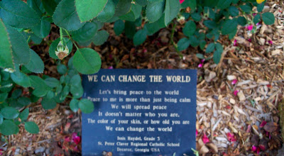 """We Can Change the World"""