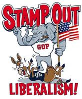 Stamp Out Liberalism