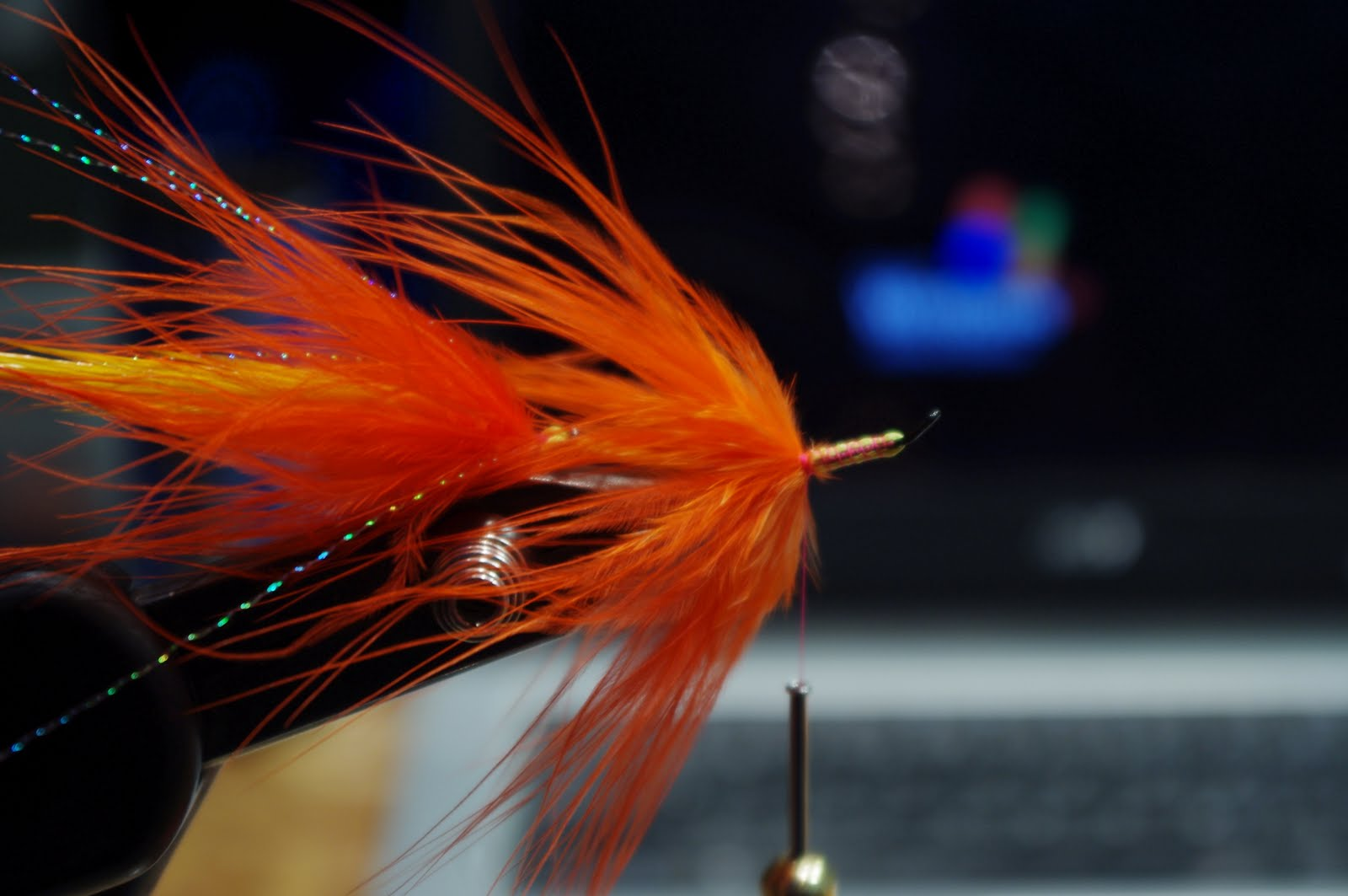 Whistler Flyfishing: Tying the Skagit Minnow, great fly for Winter ...