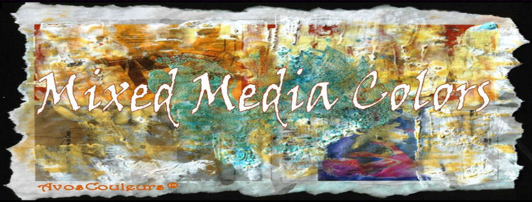 Mixed Media Colors