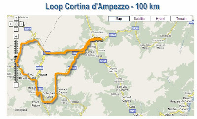 ITALIAN CYCLING JOURNAL Luisas Favorite Ride Cortina dAmpezzo Loop