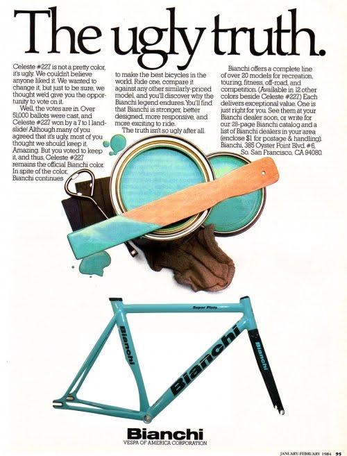 Bianchi Celeste Color Bike Forums