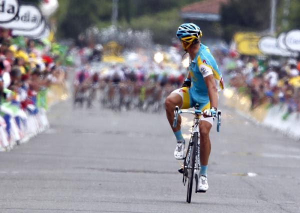 ITALIAN CYCLING JOURNAL: Back to Green for Alessandro Petachhi