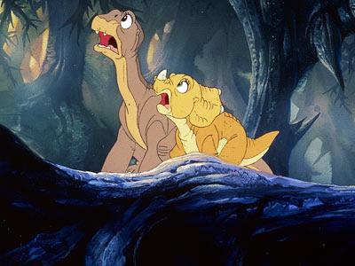 Littlefoot Wasn't Really A Brontosaurus!
