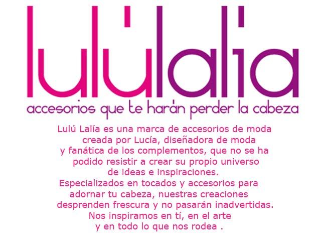 lulú lalía