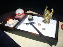 Zen garden Namasté