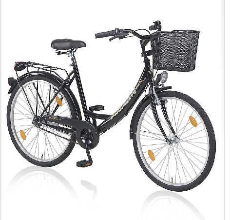 fahrrad fahndung prophete schwarzes damen cityrad am 19. Black Bedroom Furniture Sets. Home Design Ideas