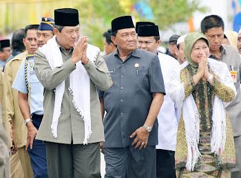 Ibu Negara Ani SBY Restui Airin Rachmi Diany Menguasai Tangsel karena Sangat Sayang poda Ratu Atut