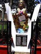monumento al Che en Chalchuapa