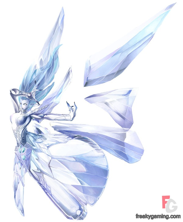 New DE Troop : Ice Fairy