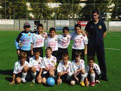 """Unió Fútbol Base Jabac i Terrassa Benjamí """"C"""" 2007-08"""