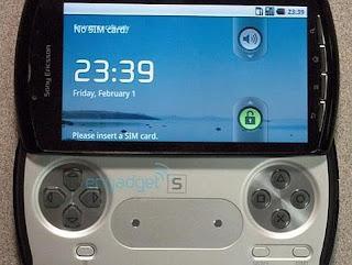 Móvil Consola de Sony