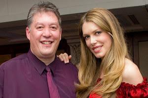 Tara Moss and I