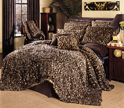 Creative juice what were they thinking animal print overload - Images of leopard bedrooms ideas ...