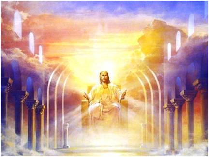"""""""Jesus Cristo está voltando para arrebatar sua Igreja"""" I Ts 4:16-18"""