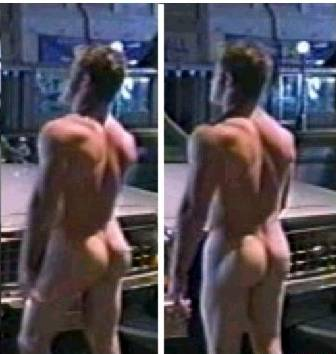 Actor Scott Caan Nude