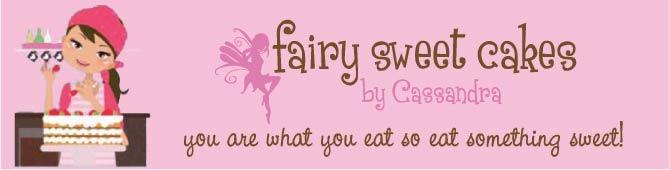 Fairy Sweet  Cakes