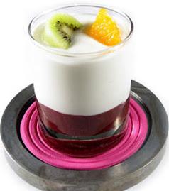 Postres de Yogurth