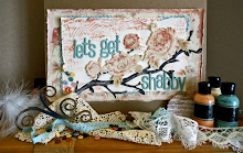 """Let&#39;s Get Shabby"" Blog Challenge DT"