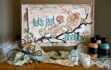 """""""Let's Get Shabby"""" Blog Challenge DT"""