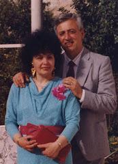 Grazie Dio per averci concesso il dono dell'amore, oggi compiamo 45 anni di matrimonio