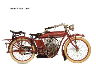 12 Amazing Photos of Vintage motorcycles