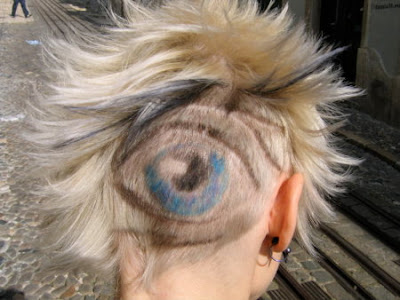 extreme grooming 12 - Extreame Hair Style Designs