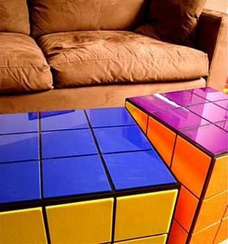 funny furnitures curious31 - �ok �lgin� Masa Sehpa Tasar�mlar�