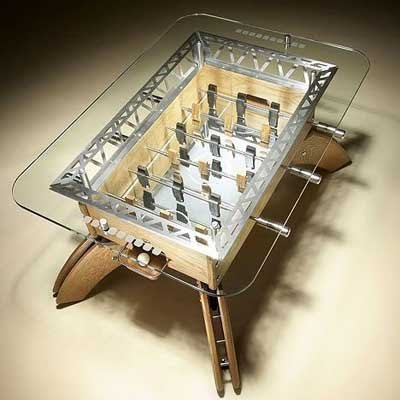 funny furnitures curious28 - �ok �lgin� Masa Sehpa Tasar�mlar�