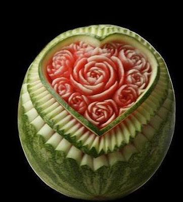 art in watermelon 12 - Watermelons