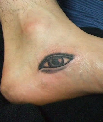Japanese Eye Tattoos # 1