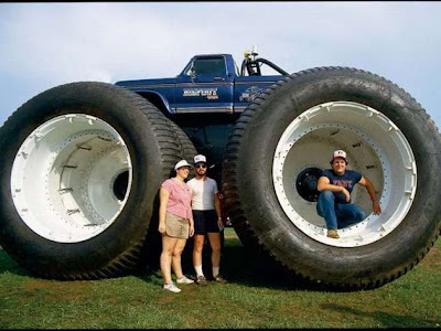 giant wheels