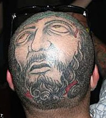 head tattoos