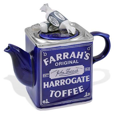 designer teapots