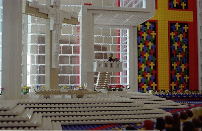 church of lego