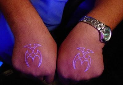 uv light tattoos