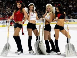 ice hockey girls