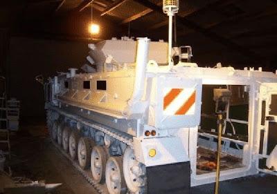 Limousine tank