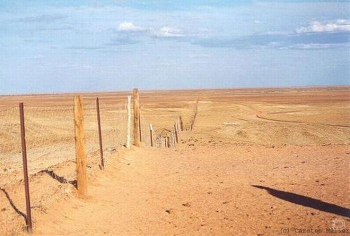 A maior cerca do mundo