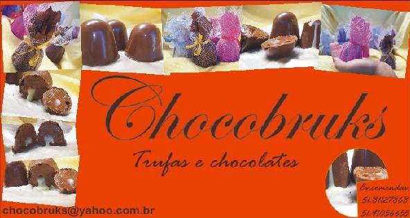 Chocobruks Trufas e chocolates