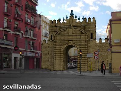 La puerta de carmona reconstrucci n virtual for Puerta de sevilla carmona