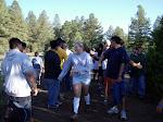 Leadership camp, New Mexico