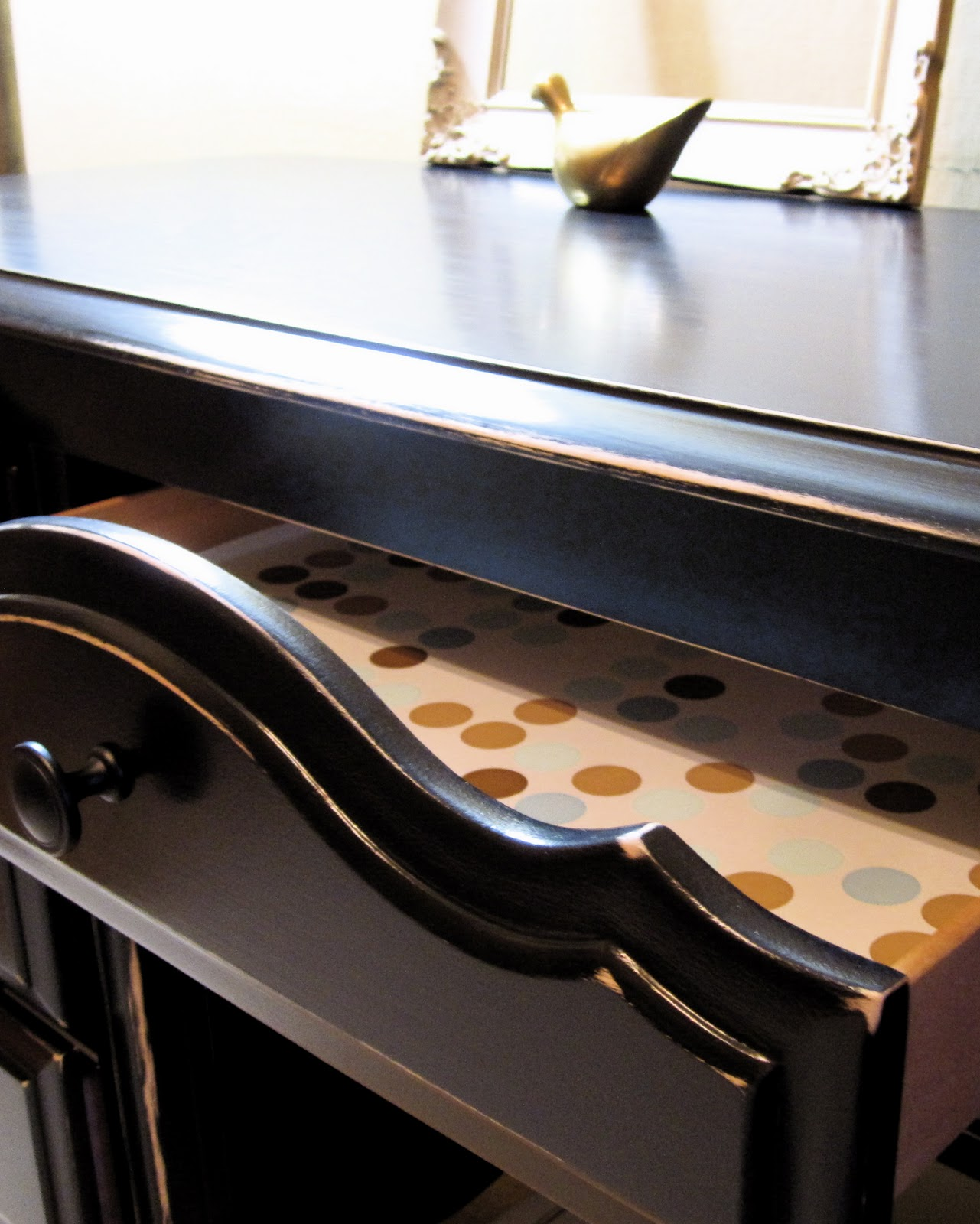 how to make a french provincial desk