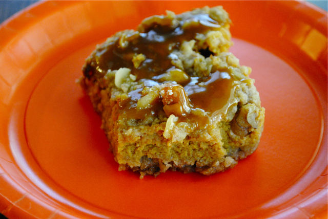 New Every Morning: Pumpkin Bars from Heaven