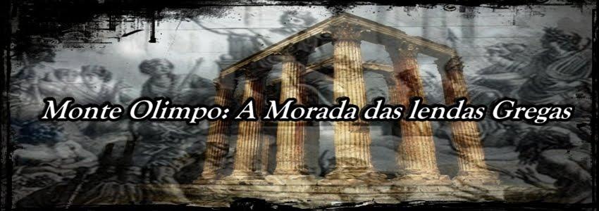 Monte Olimpo - a morada das lendas gregas
