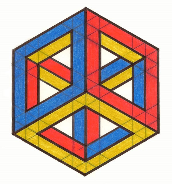 Encyclopedia of Integer Sequences Tri+color+cube+cropped