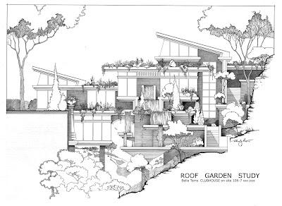 Contemporary House Sketches Contemporary Art Sketches Home Plan