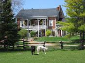 Hartman-McComb House (1807), Sidney township